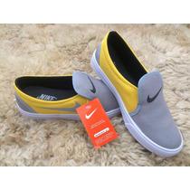 Nike Sem Cadarço Iate Lançamento Casual Frete Gratis