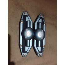Capa Pinça De Freio Brembo - Par Pequeno - 3d Azul