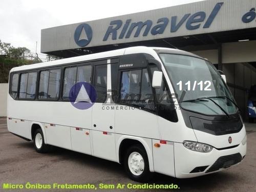 MICRO ÔNIBUS RODOVIARIO VW 9.150 28 LUG. (SEM AR)  ANO 11/12