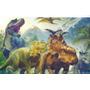 Saldão De Papel Arroz Bolo Dinossauros A4 - Imperdível