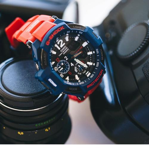 78b2aac26d4 Relógio Casio G-shock Gravitymaster Ga-1100-1a3 MasculinoRe