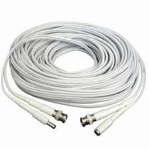 Cabo Pronto Para Cftv Com Conectores E Fixa Cabo - C18f20