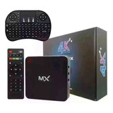 Smartv Tv Box 16gb E 3gb Ram Android 8.1 -4k Hevc + Controle