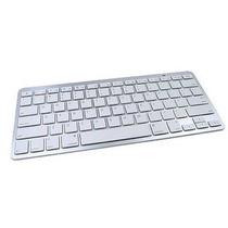 Mini Teclado Bluetooth Estilo Mac Para Ipad Pc Ou Tablets
