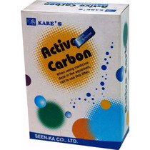 Carvão Ativado Mídia Filtrante Filtro Biológica 1 Kg. Kares