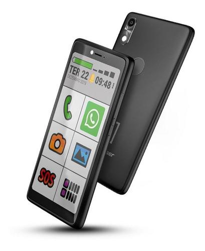 Celular Para Idosos Com Internet E Whatsapp Oba Smart Obabox