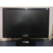Monitor Lcd 15 Pol. Widescreen 160e Philips Com Defeito.
