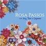 Cd Rosa Passos Canta Ary, Tom E Caymmi Digipack 2015