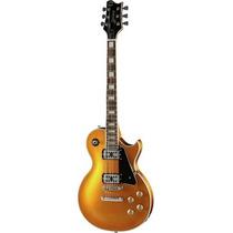 Ritmus : Golden Gld152c : Guitarra Les Paul Cor Dourada