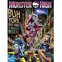Coleção Dvds Monster High 8 Dvds Frete Gratis