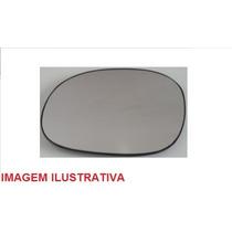 Lente Com Base Espelho Retrovisor C3 Até 2012 E Picasso