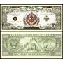 Cédula Da Maçonaria E U A Dolar Lote 20 Cédulas * C O L *