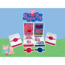 Convite Peppa Pig *promoção*
