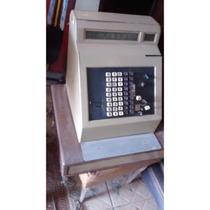Caixa Registradora De Gaveta Antiga Metal Ferro Anos 60