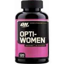 Opti-women Multivitaminico Optimum 120 Cap - Goiania