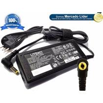 Fonte Carregador Notebook Acer Aspire 5350 5750 Pa-1650-69