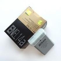Bateria En-el14a Nikon D5100 D5300 D3200 En El 14