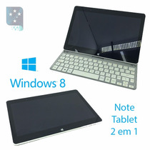 Notebook Tablet 2 Em 1 Touch Lg Slidepad H160-g  Intel® Atom