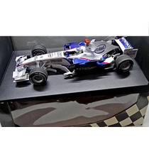 1/18 Minichamps Bmw Sauber F1 07 Nick Heidfield Formula 1