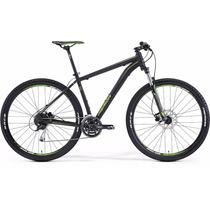 Bicicleta Merida 2015 Big Nine 100 Shimano 27v Hidraulico