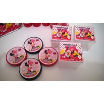 Kit Festa Personalizado Minnie Vermelha 165 Itens