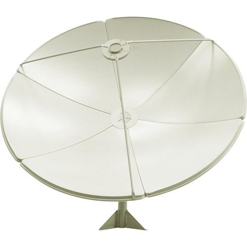 Antena parabolica chapa fechada satelite banda c e ku 150 - Precio antena parabolica ...
