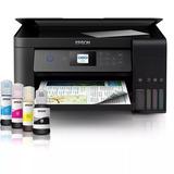 Impressora Multifuncional Epson Ecotank L4160 Wifi E Duplex