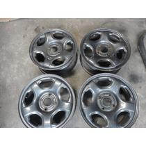Roda De Aço Eco Sport Aro 15 4x108 R$99,00 Cada Usadas Perfe