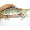 Isca Artificial Réplica Real - Anzol De Pesca Grande - 20cm