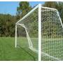 Rede De Futebol Society 5mm Nylon Fio 4mm - Par