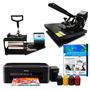 Prensa 38x38 Prensa Cilindrica Impressora Sublimação Ub02
