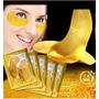 Mascara De Colágeno Redutora De Olheiras Crystal Ouro