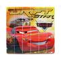 Quebra-cabeça Mosaico Carros Da Disney- 36 Peças