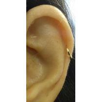 Piercing Cartilagem Orelha Argola Ouro 18k (750) 6,6mm