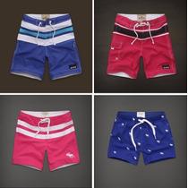 Bermuda Shorts Abercrombie E Hollister - Frete Grátis Brasil