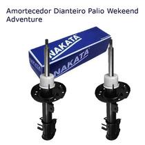 Par Amortecedor Dianteir Palio Wekennd Adventure 97/98/99/00