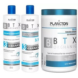 Btx Orghanic + Kit Tratamento Organico Plancton