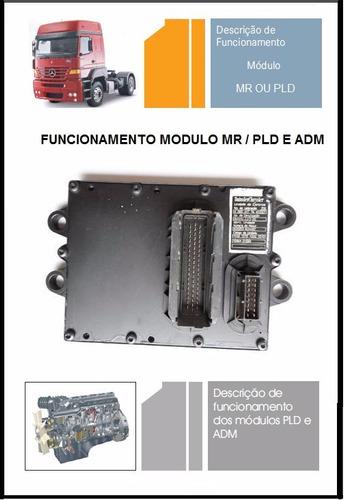 Curso Funcionamento Modulo Mr Pld Caminhão Mercedes Dicas