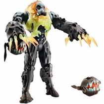 Boneco Max Stell N Tek Terror Dos Toxzoide Mattel [v1144]