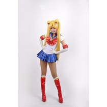 Vestido Feminino Cosplay Sailor Moon, Todas As Sailors,lindo