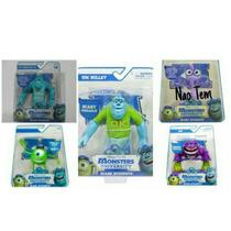 2 Personagens Universidade Monstros Sa Disney Pixar