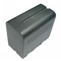 Bateria Para Iluminadores Led Np 970 Longa Duração (6 Horas)