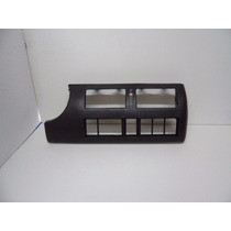 Moldura Painel Ar Central Gol/sav/part Giii Preto