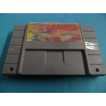 Zero Kamikaze Squirrel Super Nintendo Snes