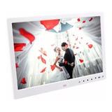 Porta Retrato Digital 15 Polegadas Lelong Max-1509 Hd Usb