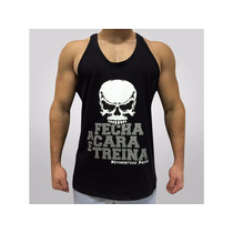 Camiseta Regata Cavada Metamorfose Brasil