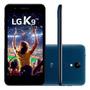 Smartphone Lg K9 Tv 16gb Azul Hd Tela 5 Câmera 8mp Novo