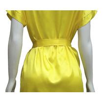 61763b79232a95 Hobby Roupão Robe Cetim Para Casamento Mães Madrinha Noiva à venda ...