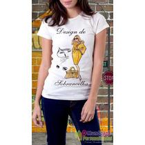 Camisetas Personalizadas Profissões Design De Sobrancelha
