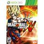 Dragon Ball Z Xenoverse X360 Midia Fisica Lacrado